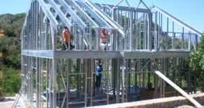 124 m2 Çelik Prefabrik Ev Fiyatları