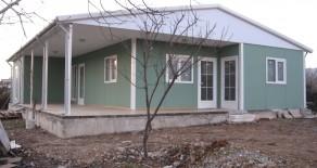 137 m2 Prefabrik Ev Fiyatları