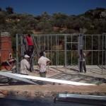 140 m2 lüx çelik villa