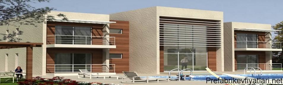 İki Katlı Ev Modelleri
